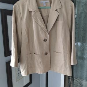 Womens XXL blazer Old Navy